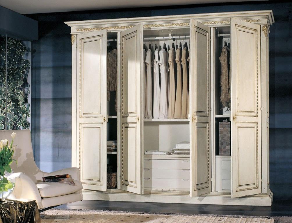 Шкафы в классическом стиле фото